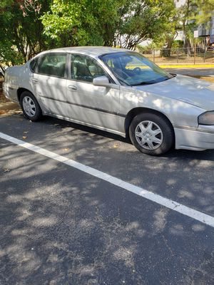 Silver 03 Chevy impala for Sale in Laurel, MD