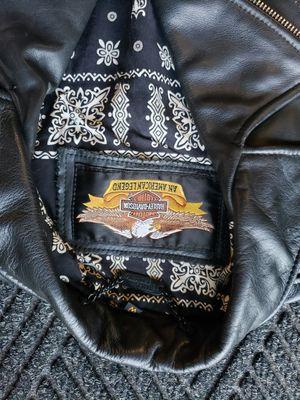 Harley Davidson vintage fringe jacket for Sale in West Jefferson, OH
