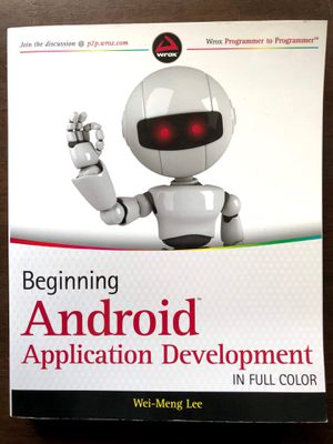 Beginning Android Application Development for Sale in West Carson, CA