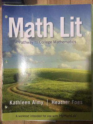 Math book for Sale in Chicago, IL