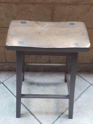 Wooden stool for Sale in Washington, DC