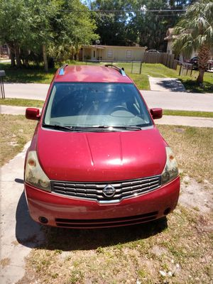 Nissan Quest 2007 for Sale in Tampa, FL