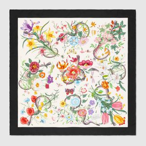 Gucci Flora Snake Print Silk Scarf for Sale in Cary, NC