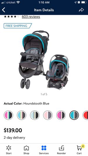 Babytrend travel system for Sale in Anderson, SC