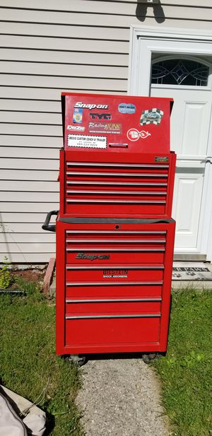 Tool box snap on for Sale in Livonia, MI