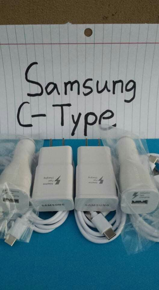 2 Samsung S9 S8 Fast Chargers Combo Sets Brand New