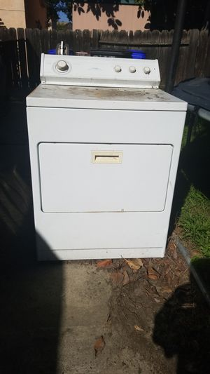electric dryer, free, for parts, does not work for Sale in San Diego, CA