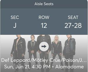 Mötley Crüe tickets for Sale in Corpus Christi, TX
