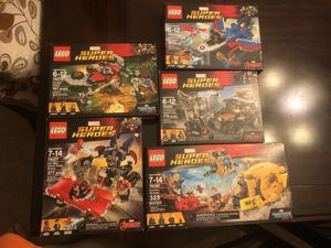 Lego Marvel for Sale in Chandler, AZ
