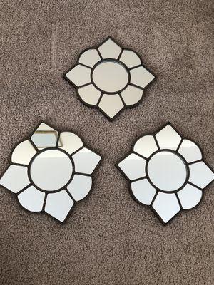 Home Decor- decorative mirror set for Sale in Arlington, VA