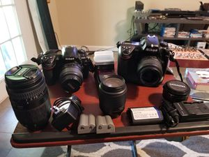 Nikon camera equipment for Sale in Houston, TX