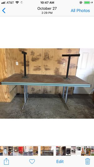 2 Commercial tables for Sale in Kaukauna, WI