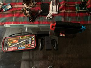 Nintendo switch bundle for Sale in Fowler, CA