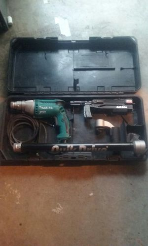 Makita quick drive drill price is firm no lowballers please no trades for Sale in Fontana, CA