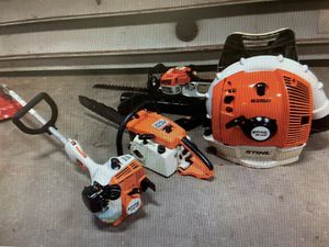 Stihl for Cash 💰 Purchasing Non Running Stihl Products for Sale in Columbia Station, OH