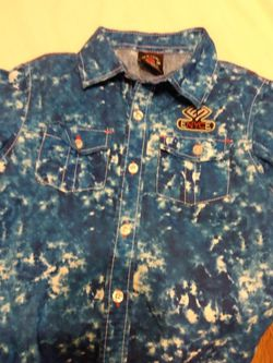 E N Y C E Boys Shirt Size 5/6 for Sale in Portsmouth,  VA