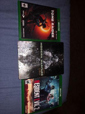 Xbox games for Sale in San Diego, CA