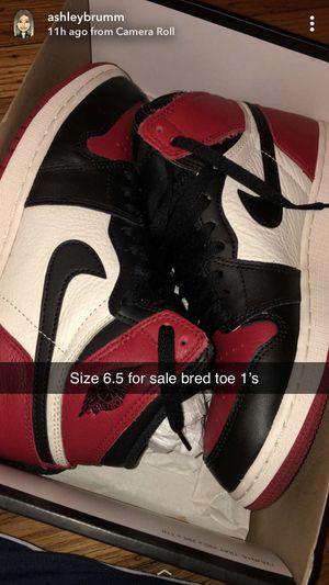 BRED TOE Jordan 1 for Sale in Oakland, CA