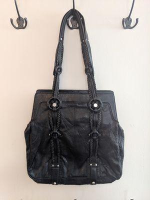 Junior Drake black leather purse for Sale in Washington, DC