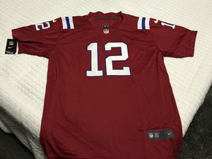 New England patriots Brady Jersey 2XL for Sale in San Francisco, CA