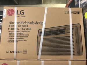 New LG in the wall 11,800btu air conditioner for Sale in Atlanta, GA