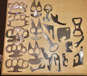 bottle openers + misc. paper weights for Sale in Starkville, MS