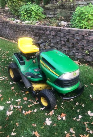John Deere riding tractor for Sale in Palos Park, IL