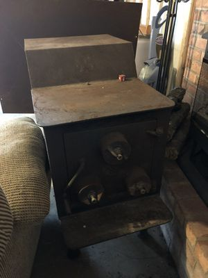 Large wood stove. for Sale in Madison Heights, VA