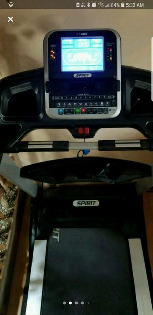Spirit xt485 treadmill for Sale in Worcester, MA