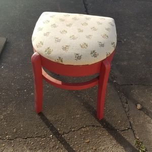 Antique Stool $50 (Good Condition) for Sale in Houston, TX