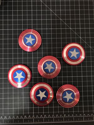 Captain America fidget spinner for Sale in Monrovia, CA