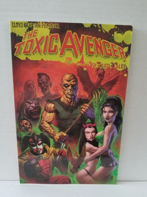 Toxic Avengers Graphic Novel for Sale in Hampton, VA