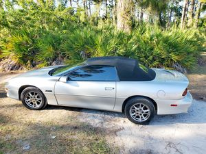 2002 Chevrolet Camaro Z28 convertible 2 D. for Sale in Englewood, FL