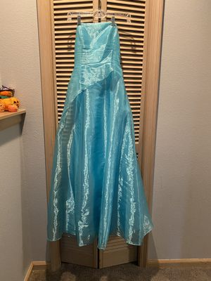 Teal Formal Dress for Sale in Des Moines, WA