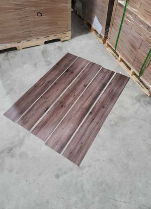 Luxury vinyl flooring!!! Only .97 cents a sq ft!! Liquidation close out! PZ4O for Sale in Huntington Beach, CA