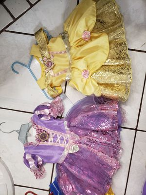 3/6 month baby girl Halloween princess costume for Sale in Mesa, AZ