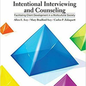 Intentional Interviewing and Counseling: Facilitating Client Development in a Multicultural Society 9th Edition ebook PDF for Sale in San Diego, CA