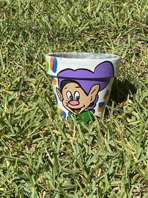 Dopey Plant Pot for Sale in Plano, TX