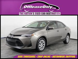 2017 Toyota Corolla for Sale in Miami, FL