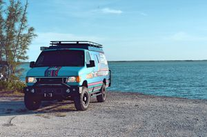 For Sale: Art on Wheels 2003 one of a kind Sportsmobile EB30 for Sale in Miami Beach, FL