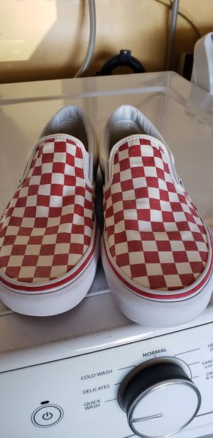 VANS SIZE 9 for Sale in San Leandro, CA