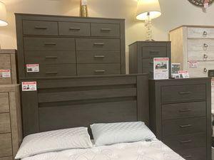 Dresser, Rustic Black for Sale in Downey, CA