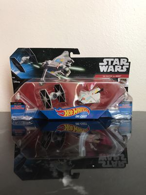 Hot Wheels DIE-CAST : STAR WARS for Sale in El Monte, CA