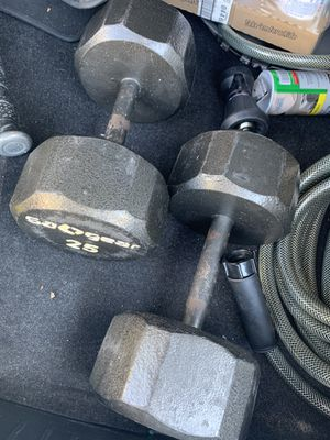 Weights set of 2 for Sale in Orlando, FL