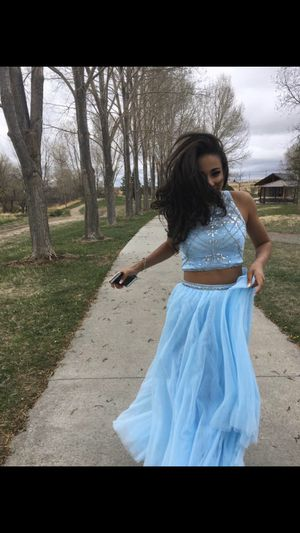 Prom Dress/ Two piece Dress for Sale in Parker, CO