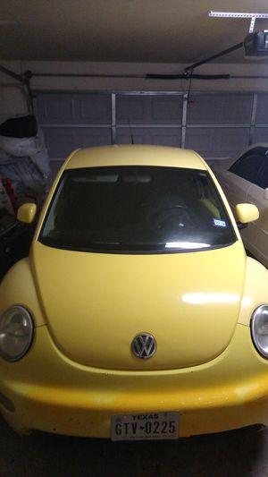 2000 vw beetle for Sale in Abilene, TX