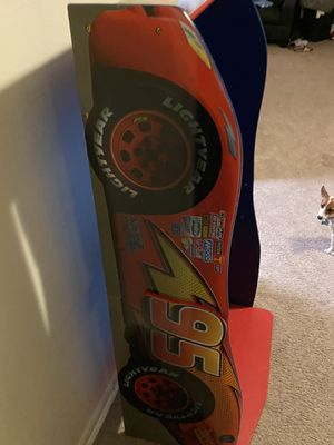 (3)Toddler Disney Cars bed for seal for Sale in Silver Spring, MD