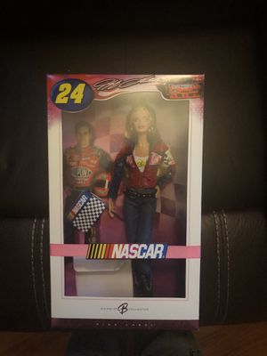 NASCAR Jeff Gordon Barbie for Sale in Bedford Park, IL