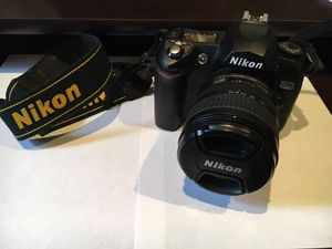 Nikon Camera with LOTS of extras!! for Sale in Woodland Park, CO