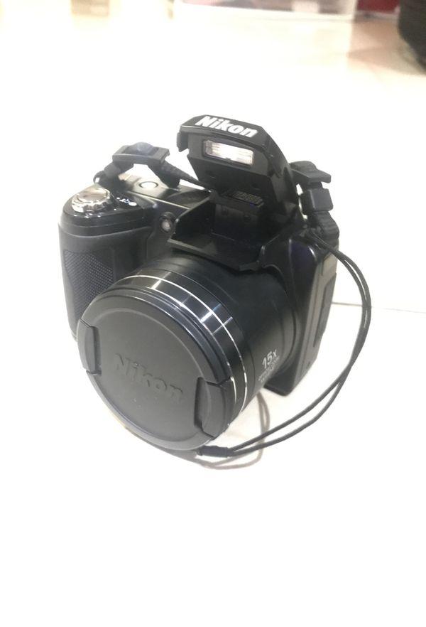 Coolpix L110 camera